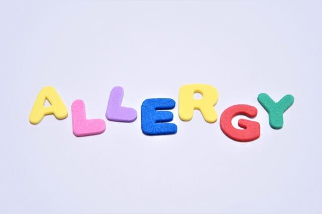 アレルギーのイメージ画像